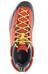 La Sportiva Boulder X approach schoenen rood